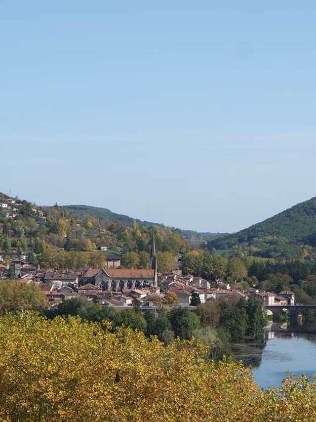 Journée groupes dans les Gorges de l'Aveyron 2020