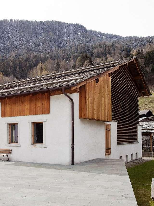 Maison de la Pierre Ollaire