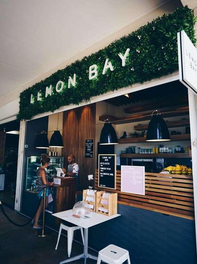 Lemon Bay Café