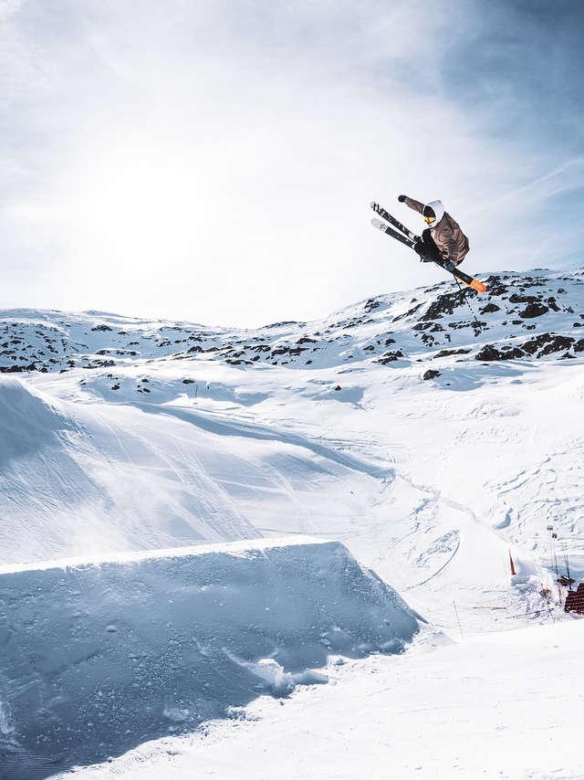 Freestyle Ski and Snowboard Course - Da Camp