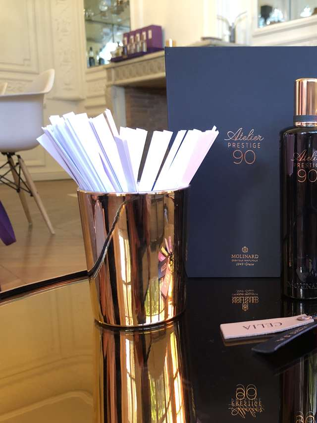 L'Atelier des Parfums - Parfumerie Molinard
