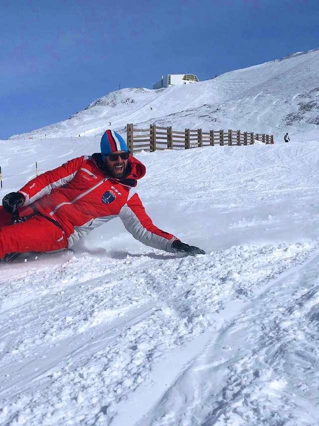 Multi-slide - Ecole du ski Français