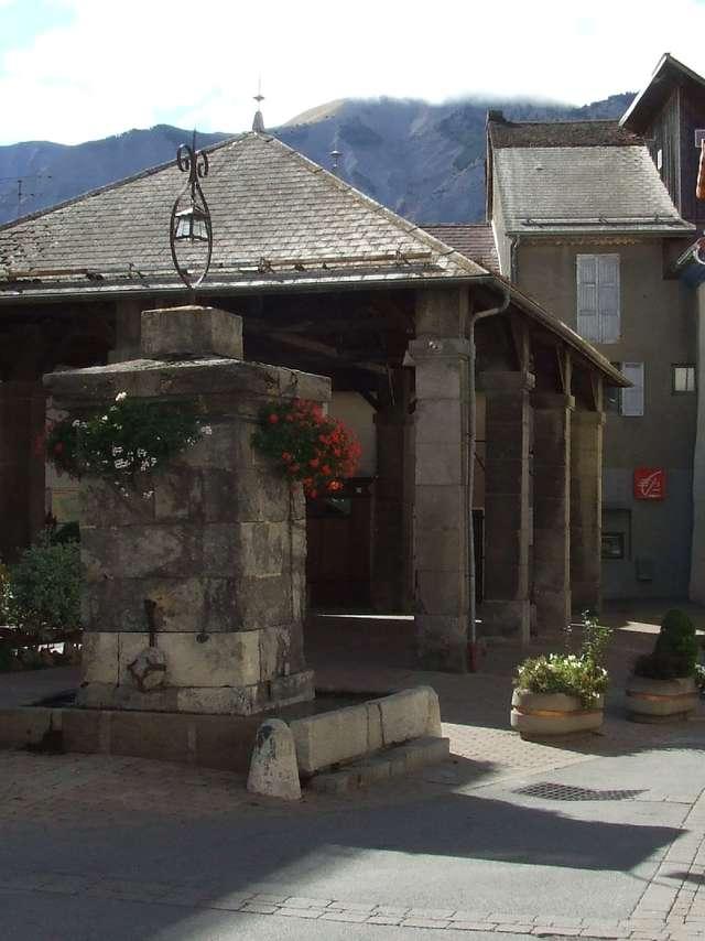 Centre historique de St Bonnet