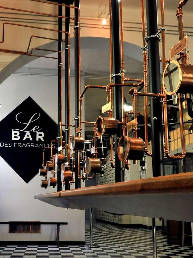 Le Bar des Fragrances - Parfumerie Molinard