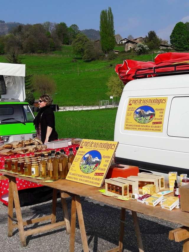 Marché de Moretel - Crêts en Belledonne