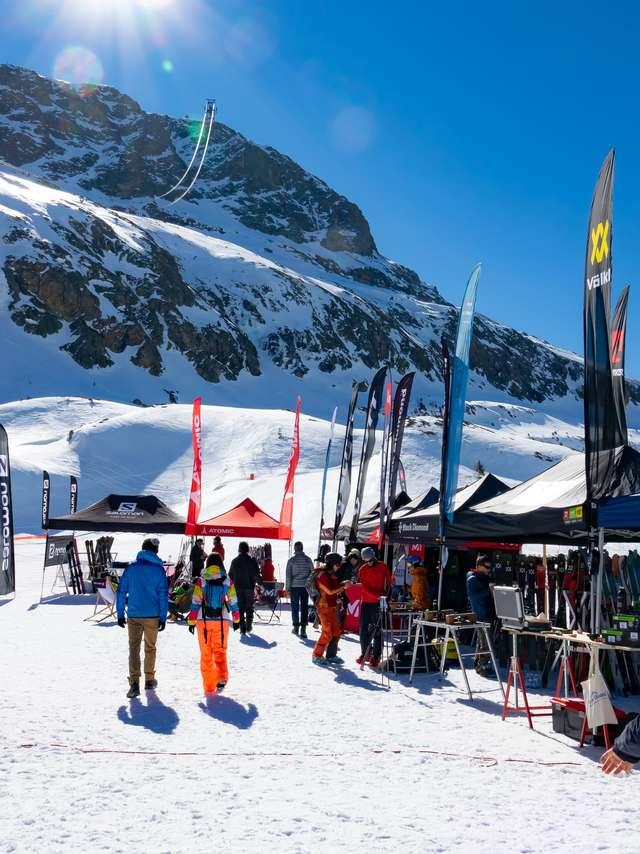 The Big Labo Ski - Freerando ski test - Annulé