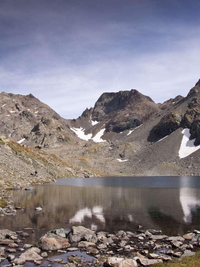 Les lacs du Doménon