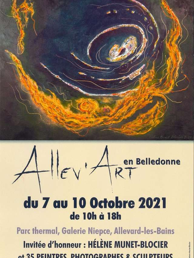 Salon Allev'art en Belledonne