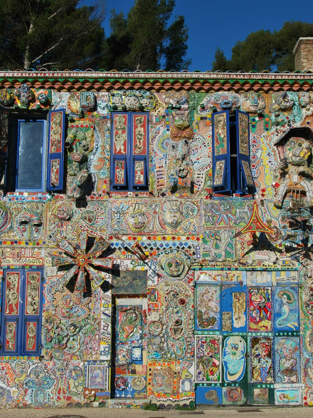 La Maison de Celle qui peint