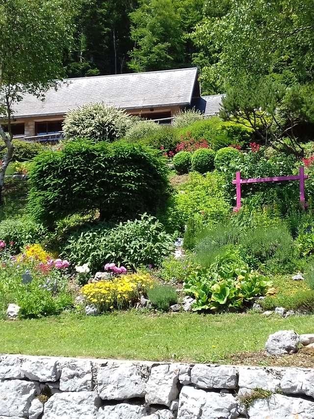 Jardin communal de Corbel