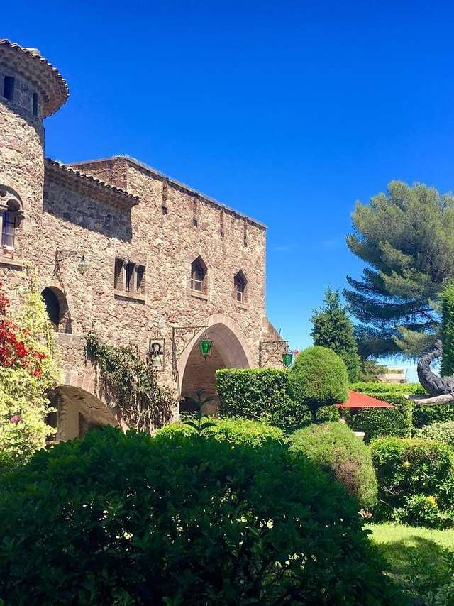 Les Jardins du Château de La Napoule