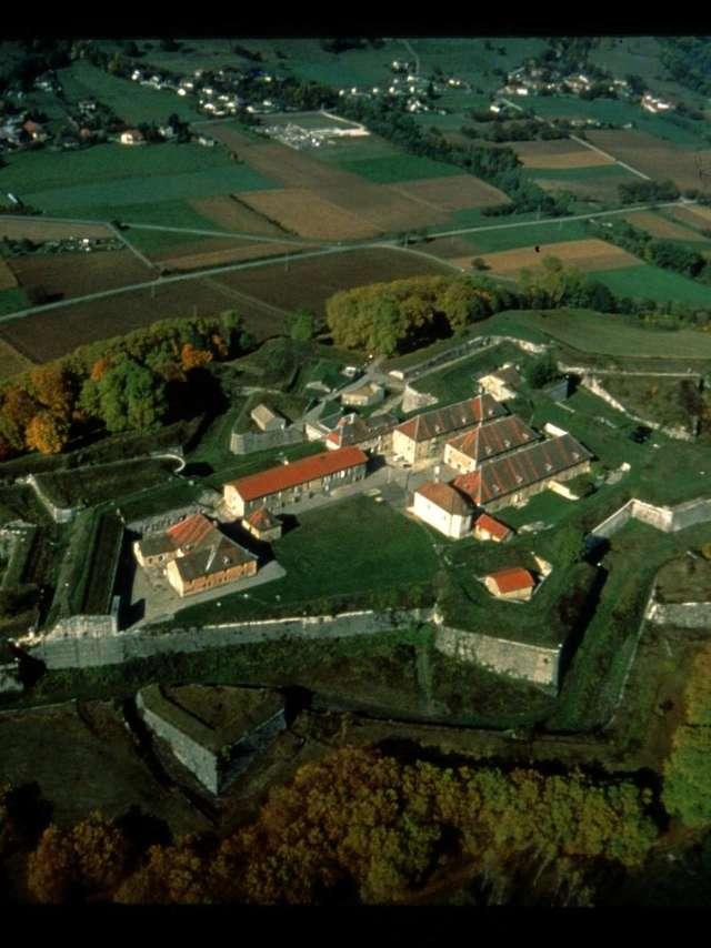 Découverte du Fort Barraux
