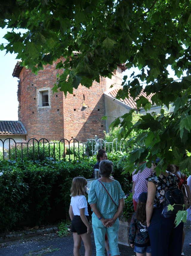 Journées européennes du Patrimoine au village de Saint-Trivier-de-Courtes
