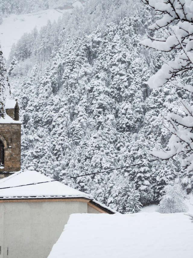 Eglise paroissiale du Châble