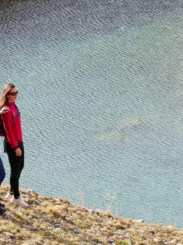 Prapoutel - Lacs du Vénétier