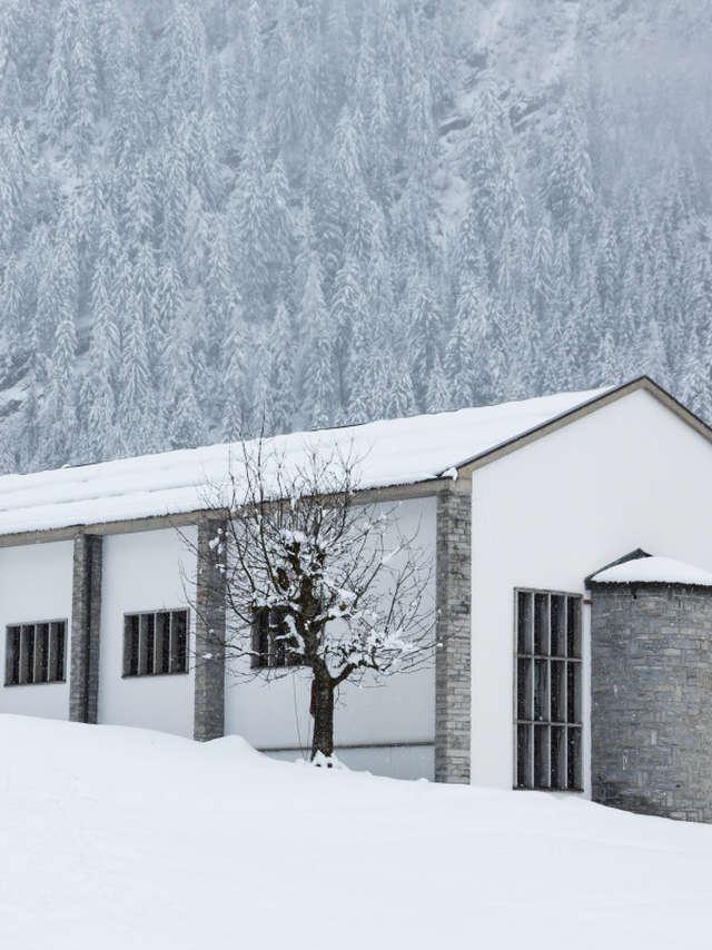 Chapelles de Lourtier