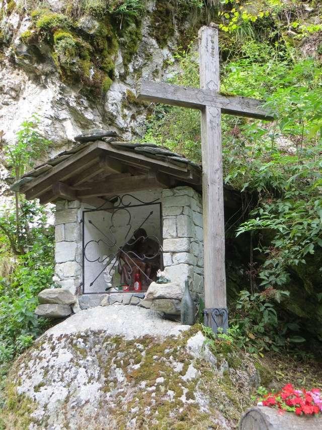 Oratoire de Versegères