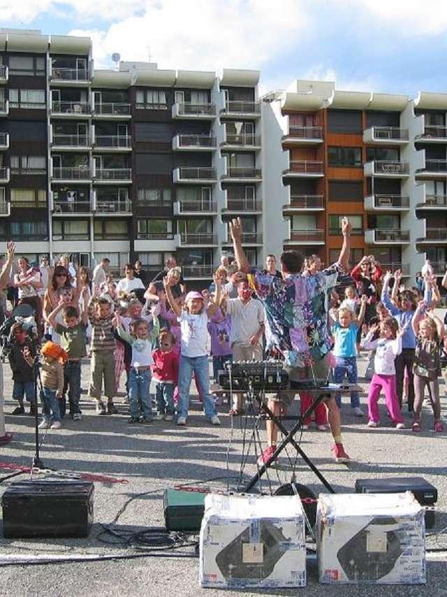 Fest'art à Prapoutel les 7 Laux
