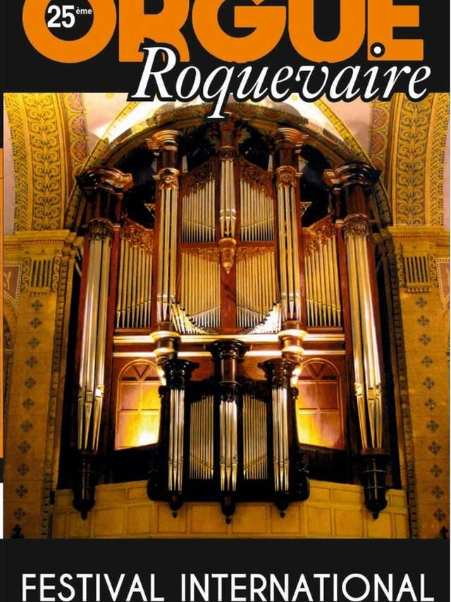 25e Festival international d'Orgue de Roquevaire