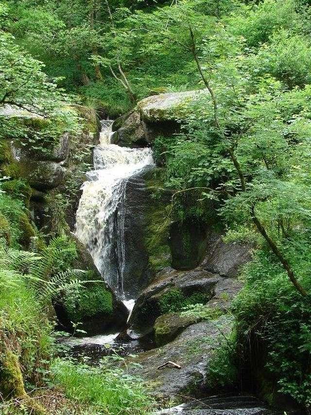 Jarrauds Waterfall