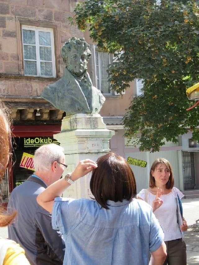 Journées du patrimoine : Rodez, de place en place