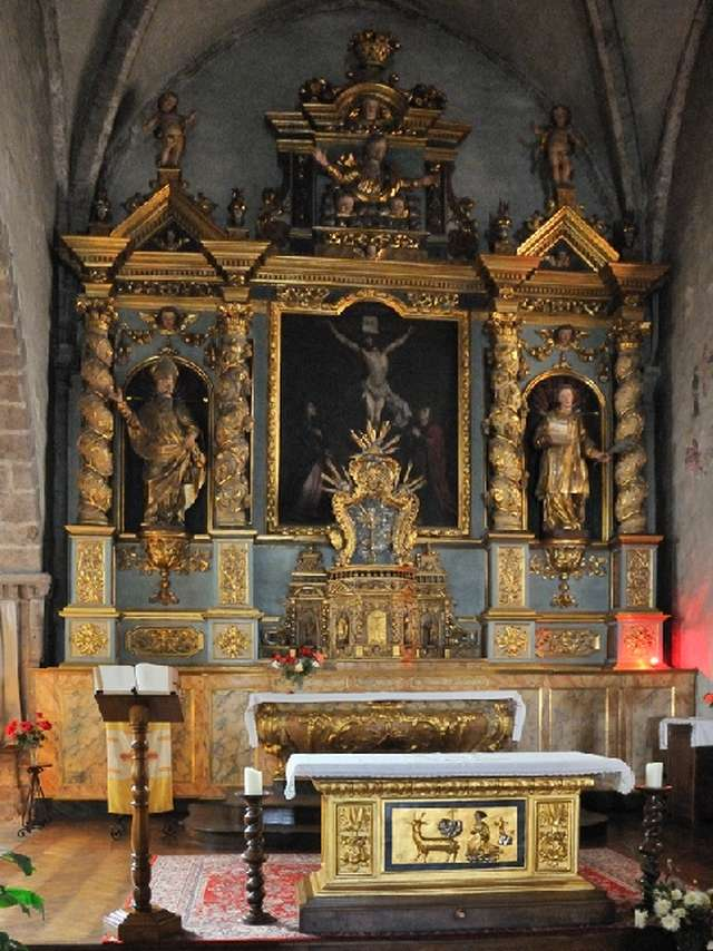 Journées du patrimoine : église Saint-Blaise Saint-Etienne du Monastère