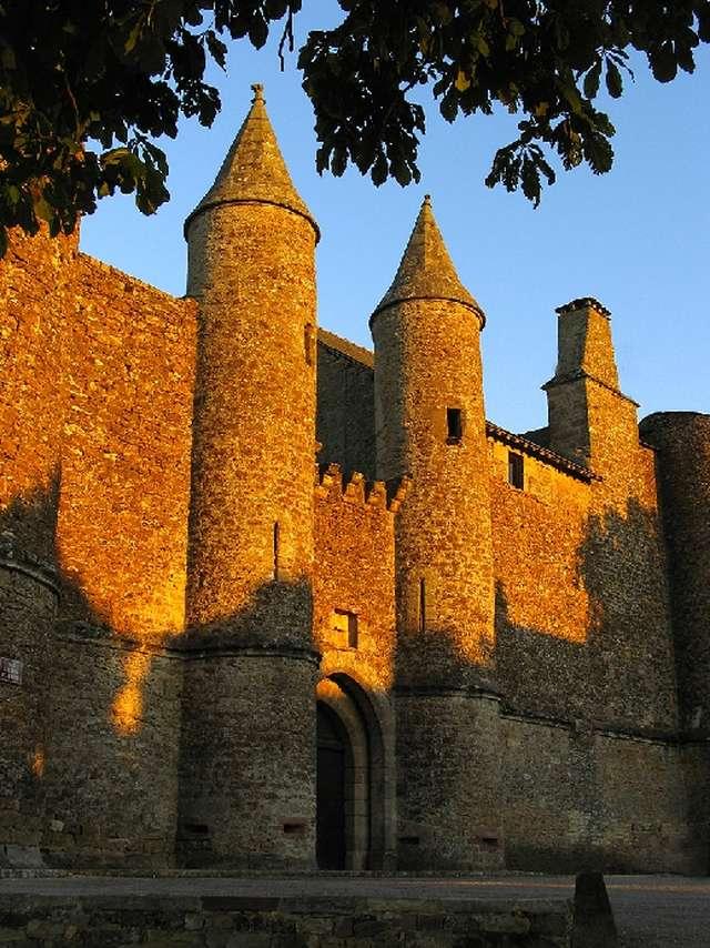 Journées du patrimoine - Visite du château d'Onet