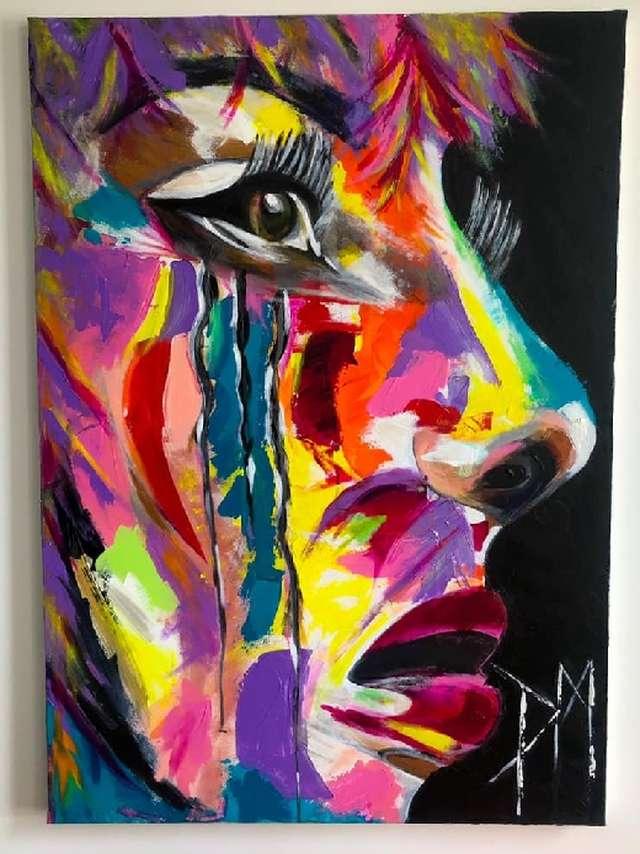 EXPOSITION - Peintures de Delphine Moreau