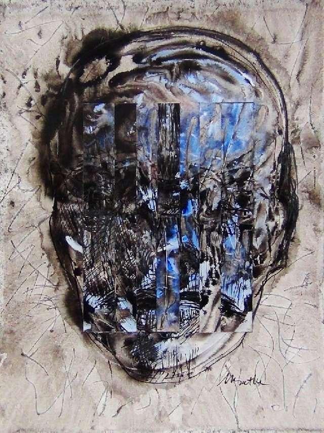 Exposition : Michel Batlle, Face à Faces