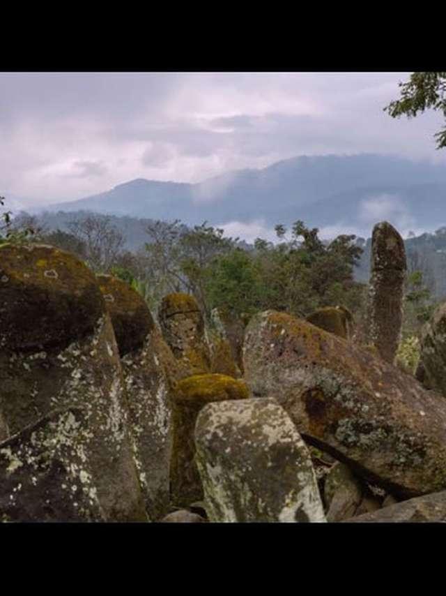 Projection : Ethiopie, le mystère des mégalithes