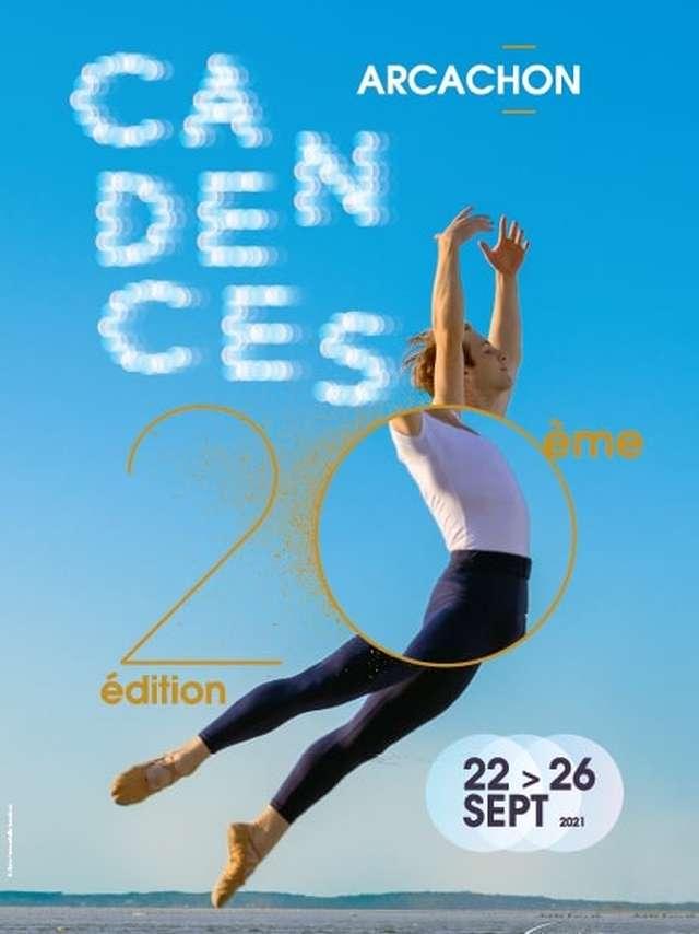 Cadences : Cie Melting Spot : Farid Berki