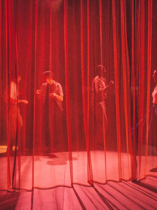 Et le coeur fume encore - Théâtre - Reporté