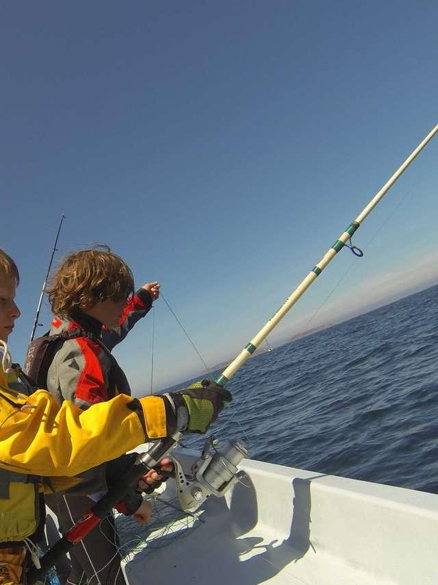 Pêches variées et durables - Stage 9 à 14 ans