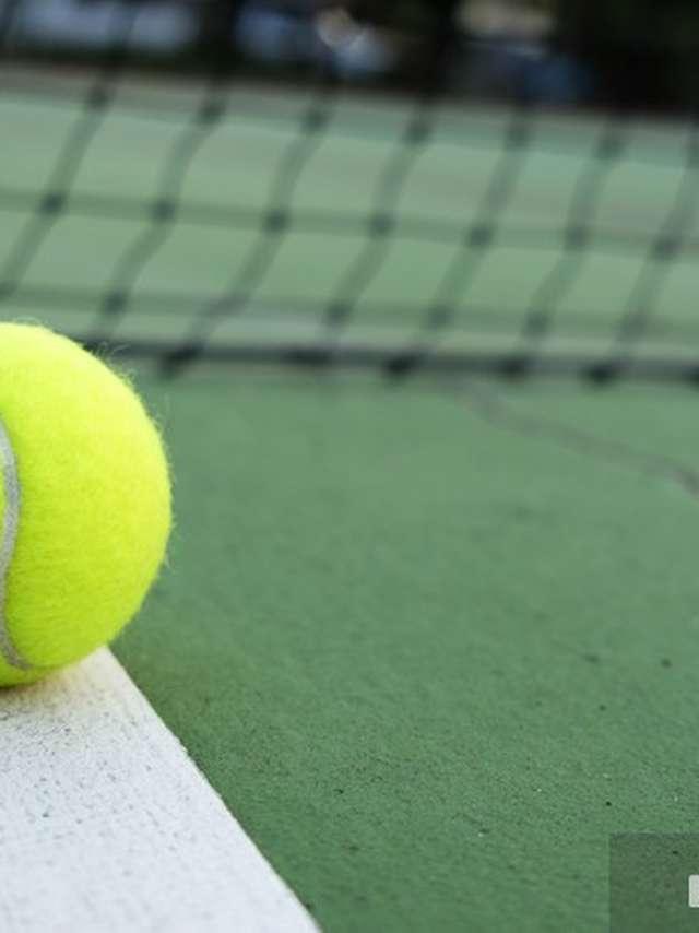 Tournoi de tennis printanier