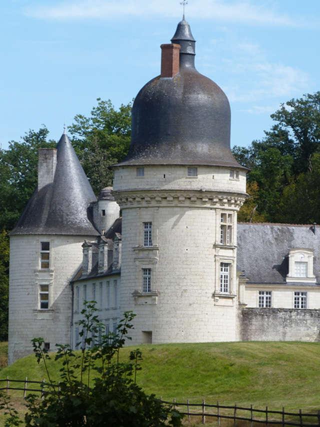 Nuit des châteaux au Château du Gué Péan