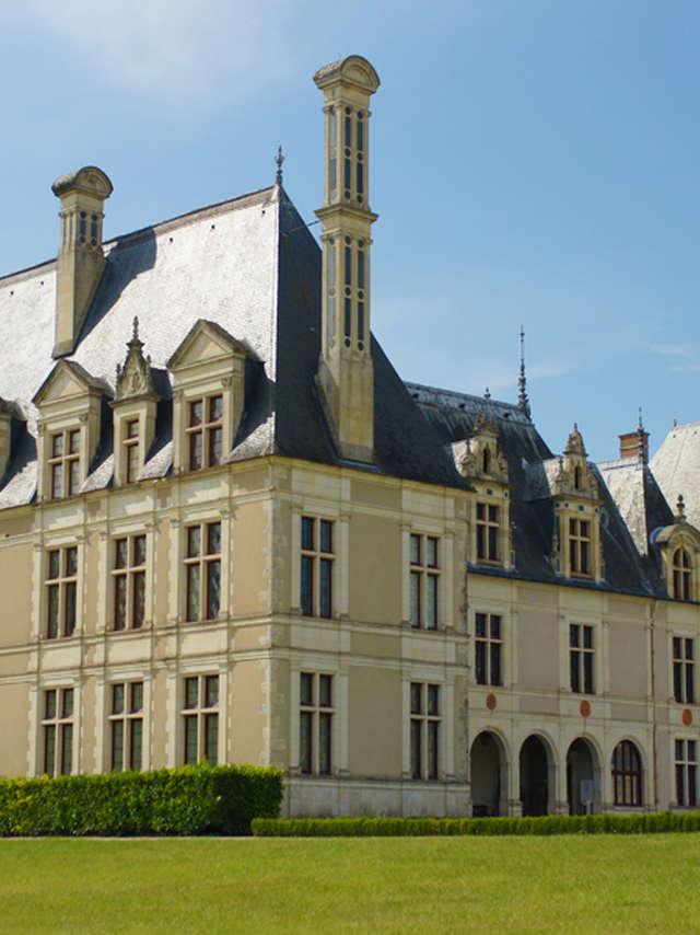Découvertes gastronomiques au Parc et Château de Beauregard à Cellettes