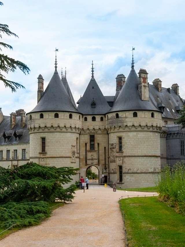 Domaine de Chaumont-sur-Loire