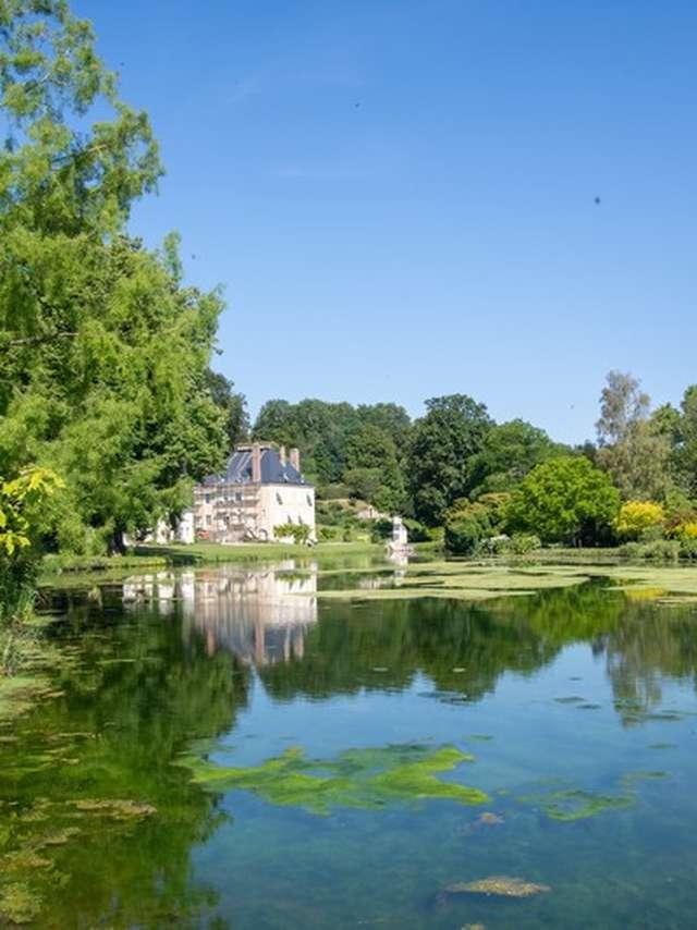 Jardin du Plessis Sasnières