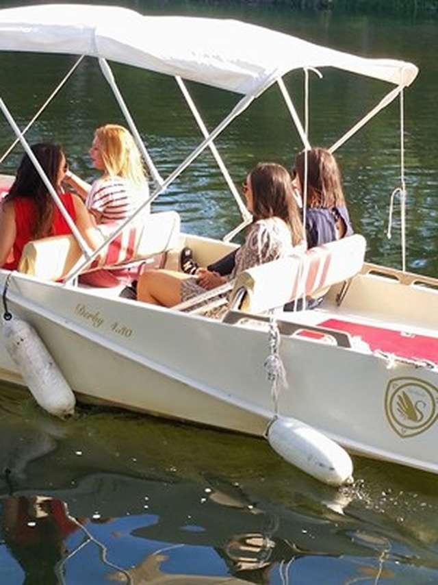 La Bélandre - Location de bateau électrique