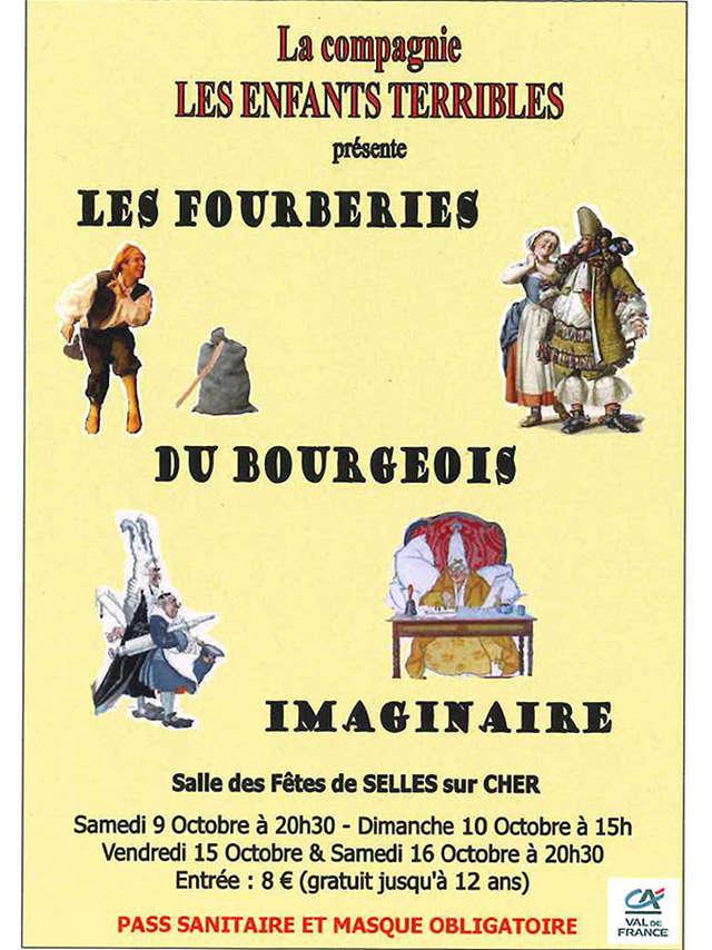 Les fourberies du bourgeois imaginaire