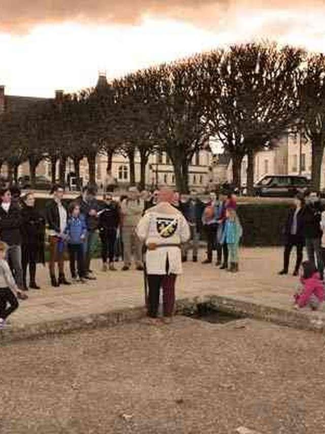 Chasse au trésor historique  à Blois