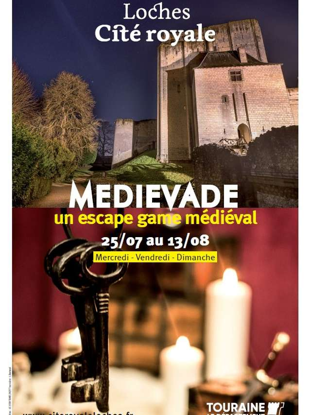Médiévade - Escape game au donjon