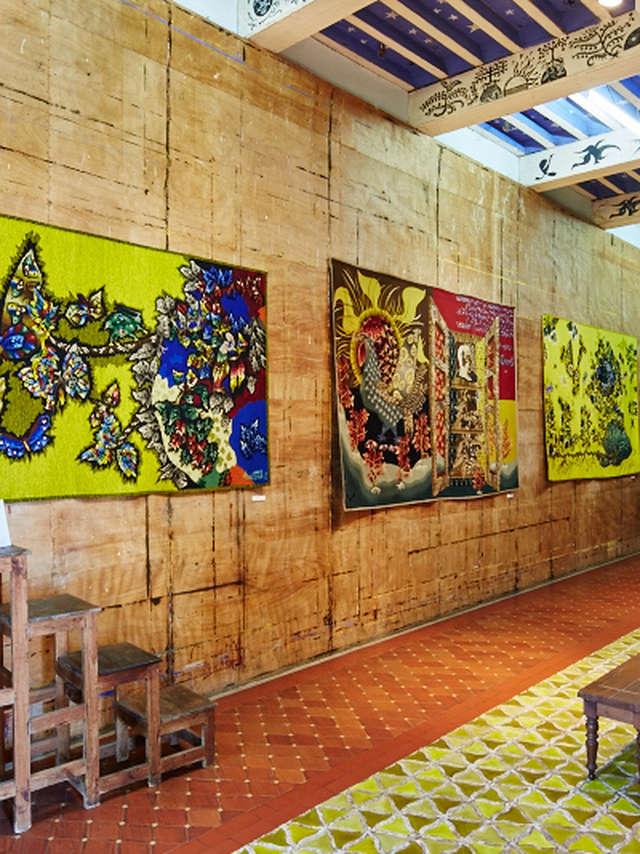 Atelier - Musée Jean Lurçat