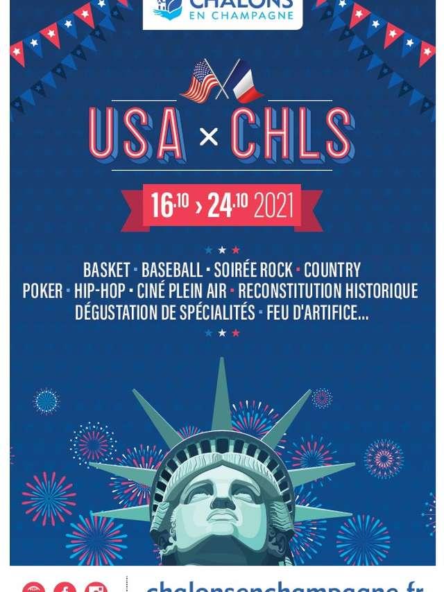 USA x CHLS