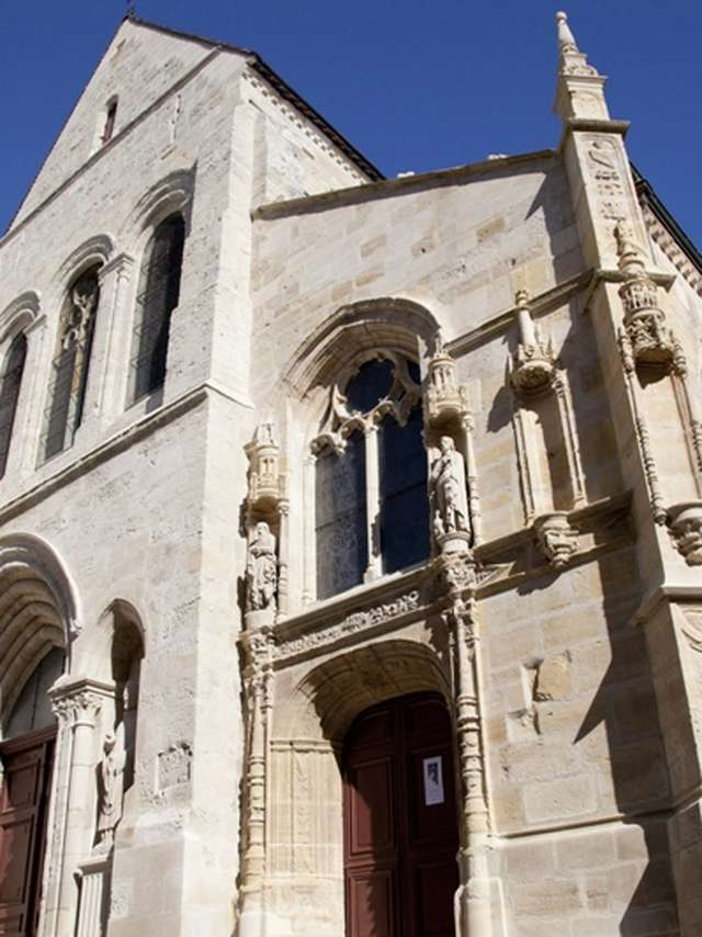 Eglise Saint Alpin