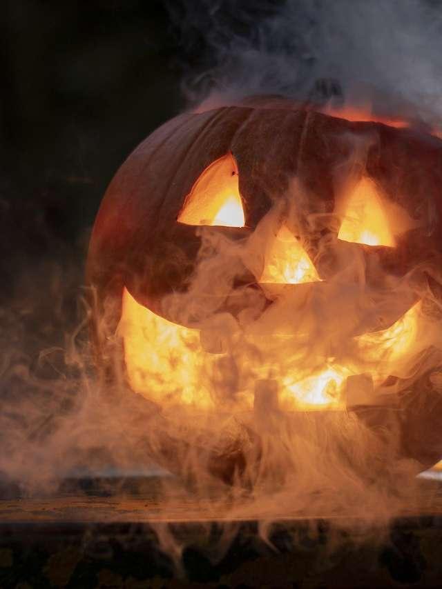 Soirée dansante Halloween