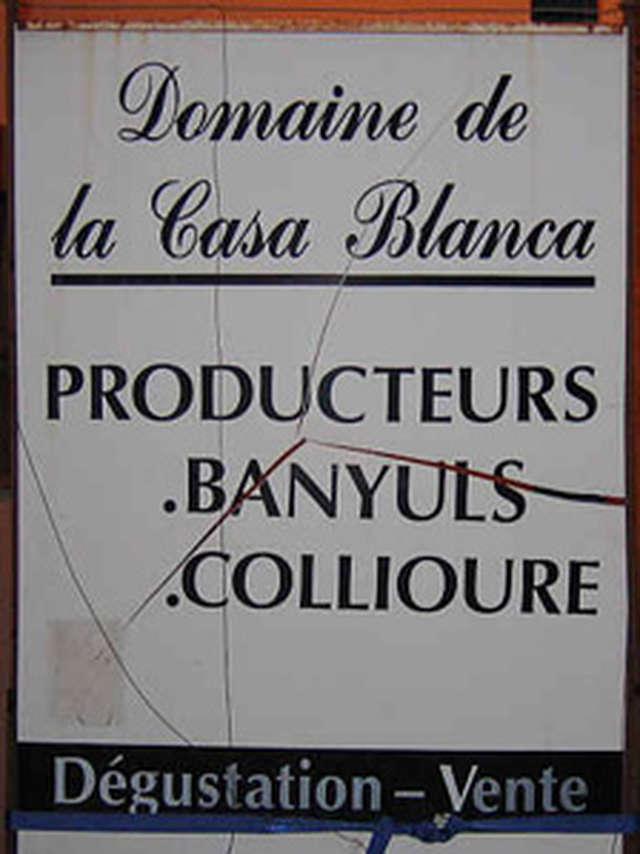 CASA BLANCA NÉNU