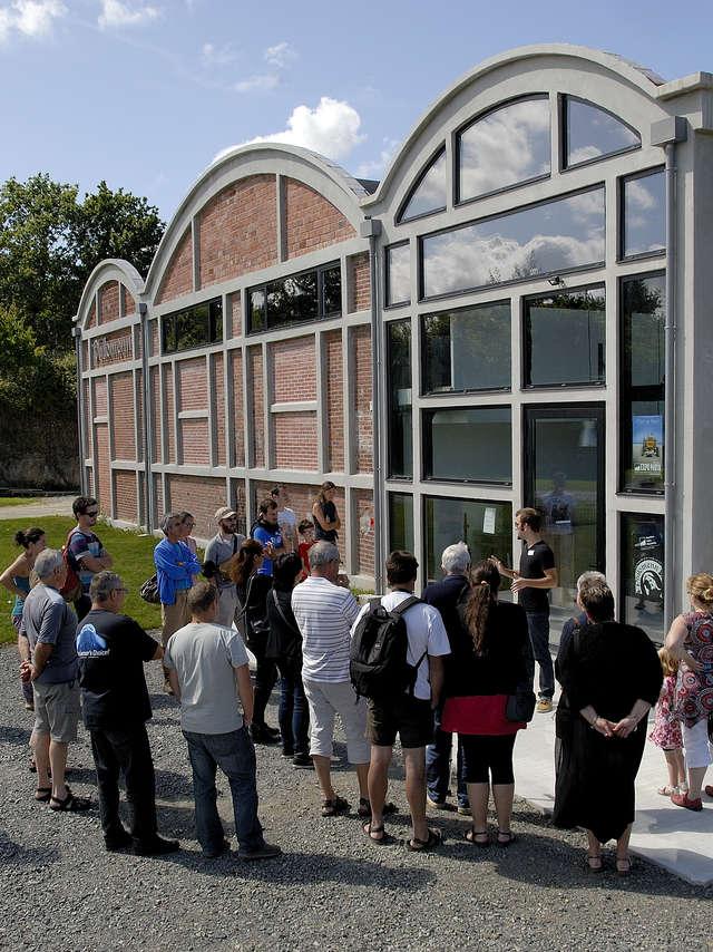 Visite de la Brasserie artisanale Philomenn