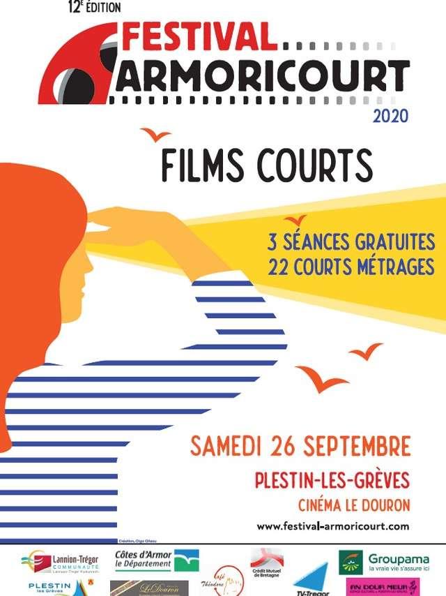 Cinéma – projection de films post festival Armoricourt