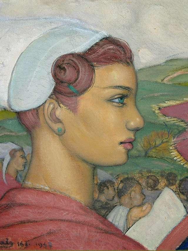 Femmes de Bretagne - Exposition